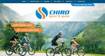 Chiro Sport and Spine